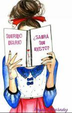 Querido Diario ¿Sabrá Que Existo? by angela1tequiere
