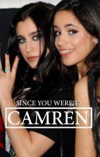 Since you were 17    Camren by protectclexa