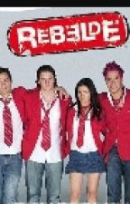 RBD Amores Rebeldes by enchinada11