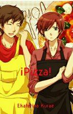 ¡Pizza! (Fanfic Spamano) (Hetalia yaoi) by EKurae