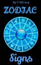 Zodiacs by XDaddyHarryX