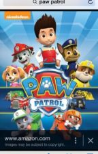 Paw Patrol: Pups in love: Chase and Skye by awesomeness295
