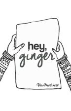 Hey, Ginger by VeroMartinez0