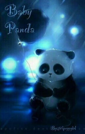 Baby  Panda by sickpuppylol
