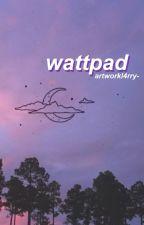 wattpad; lesbian. by artworkl4rry-