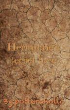 Hermione's secret love by potteraholic