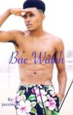 Bae Watch {Anthony Lewis} by jazzniq16