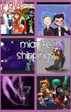 Mianite: shippings <3 by Jessjessbb