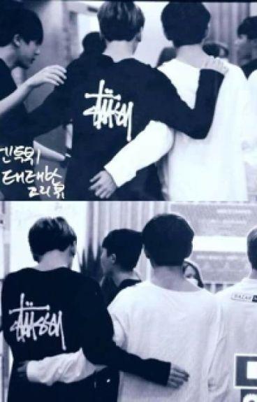 [Shortfic] [M] [VKook] [BTS] My Stubborn Boy [내 고집 소년]