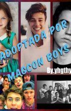 Adoptada por Magcon Boys by yhgthy