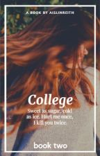 College ;; hes by _girlflower