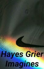 Hayes Grier imagines/ preferences by staybeautifulll