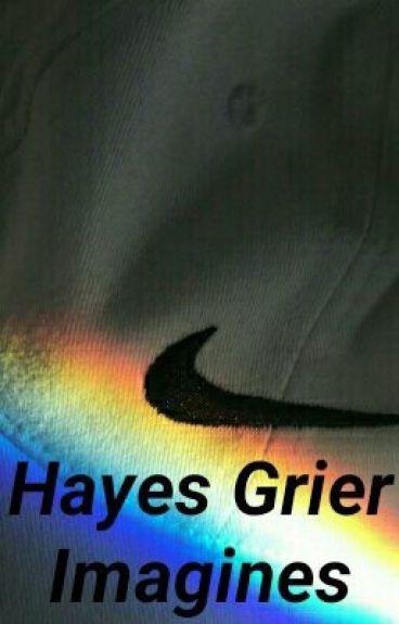 Hayes Grier imagines/ preferences