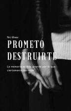 Prometo Destruirte© by GamerMZC