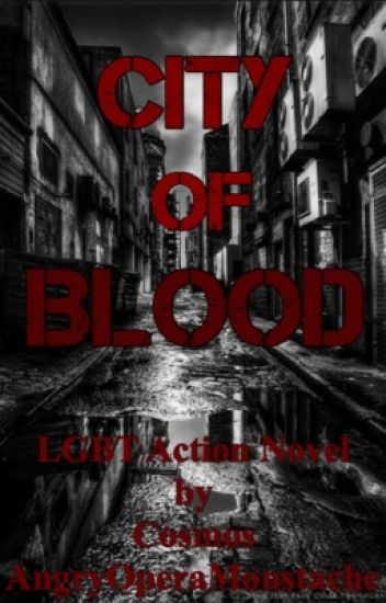 City of Blood [boyxboy]