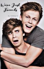 We're Just Friends (Jaspar/Youtube) by AriWriter15
