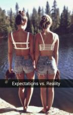 Expectations vs. Reality by justlikethat07