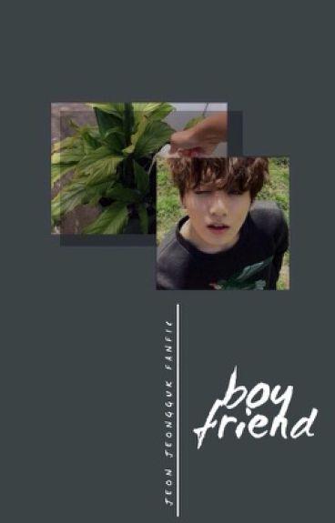boyfriend | jungkook.