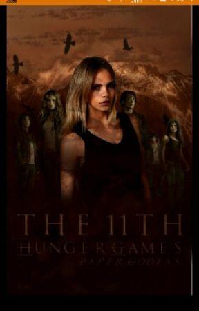 The 11th Hunger Games Gamemaker Wattpad