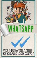 1#Inazuma Eleven en Whatsapp by Hoshina-Utau