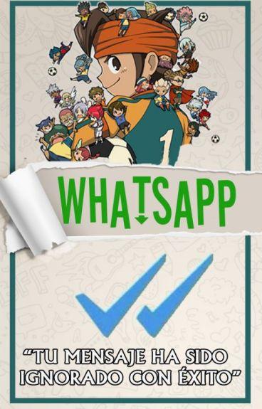 1#Inazuma Eleven en Whatsapp