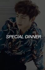 Special Dinner { COMPLETED } by hwungie
