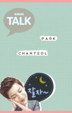 kakaotalk 4 // chanyeol. ✓ by sznkai