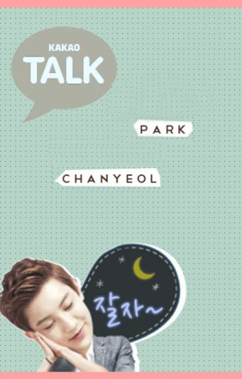 kakaotalk 4 // chanyeol. ✓