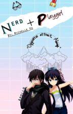 Nerd + Playgirl by MochiSmiley