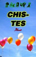 chistes by VidasxCada_Libro