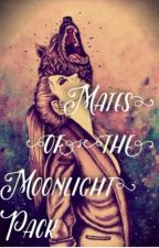 Mate's of the Moonlight pack by cookiemonster_nerd