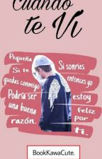 Cuando te ví. ↝♚TaeHyung.° by BookKawaCute