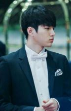 Kim Myungsoo: Black Paper Crane by londris123