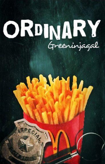 Ordinary (A Percy Jackson Story)