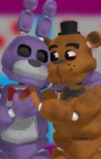 Your Mine Forever - Freddy x Bonnie fanfict by BaileyFruitbat1