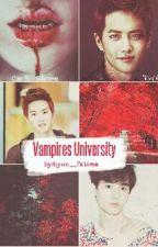 Vampires University by byun__fatima