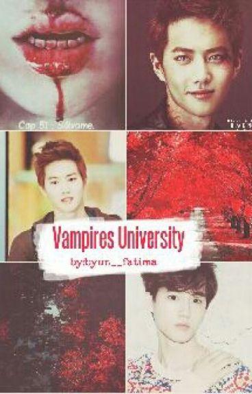 Vampires University