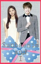 Sunbaenim and I (Jungkook and Yein FanFic) || Completed by Namhy97