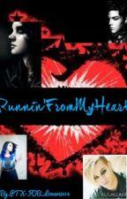 Runnin' From My Heart (Adam Lambert Fan Fic) by Glitterbaby2016