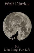 Wolf Diaries (#wattys2015) by Golden__Cherry_