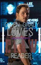 Loves Claw (Owen Grady: Jurassic World Fanfiction) by Miss_Grayson