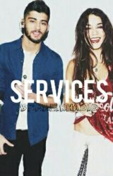 Services // Z.M (au) by maIikhadid