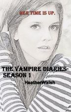 The Vampire Diaries-Season 1 by Heather_W