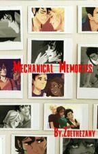 Mechanical Memories by Zoethezany