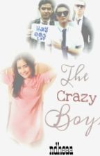 The Crazy Boy by ndheaa