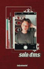 Solo Dms ; ashton irwin by ImjustMartol