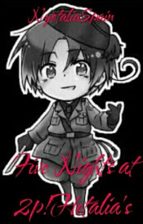 Five Nights at 2p Hetalia's by 21st-Century-ARMY