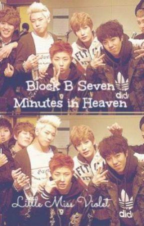 ~Block B Seven Minutes in Heaven~ by little_miss_violet