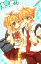 [Re-up][Kagamine] Vocaloid High School by yuki_suteki