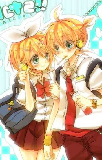 [Re-up][Kagamine] Vocaloid High School
